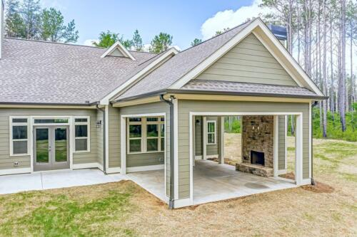 26 - Adairsville GA New Single Family Custom Home Construction