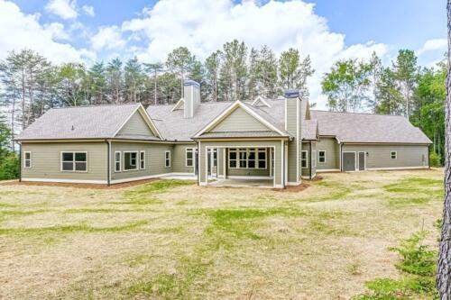 27 - Adairsville GA New Single Family Custom Home Construction