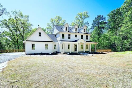 01 - New Single Family Custom Home Construction