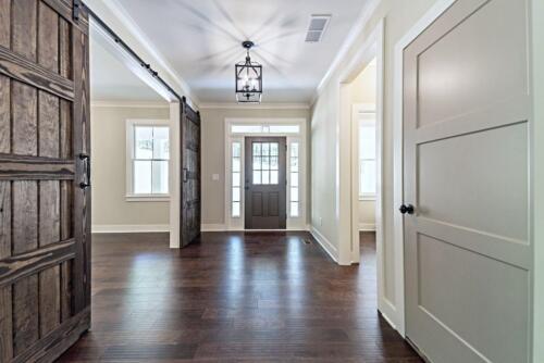 04 - New Single Family Custom Home Construction