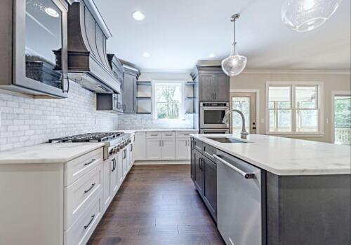 11 - New Single Family Custom Home Construction