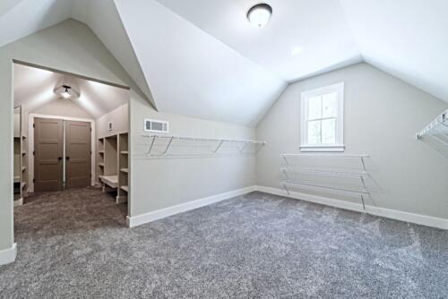 24 - New Single Family Custom Home Construction