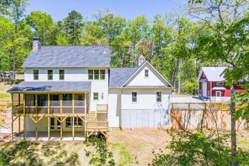39 - New Single Family Custom Home Construction
