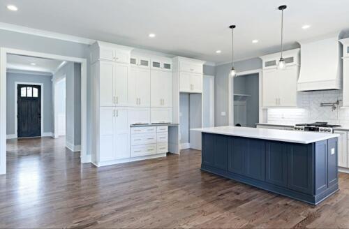 07   Canton GA New Single Family Custom Home Construction   The Barbre Floor Plan