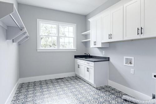 13   Canton GA New Single Family Custom Home Construction   The Barbre Floor Plan