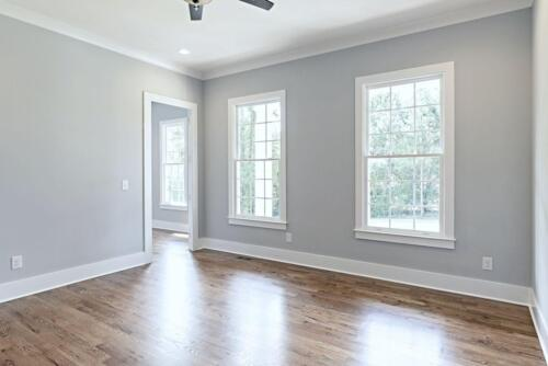 14   Canton GA New Single Family Custom Home Construction   The Barbre Floor Plan
