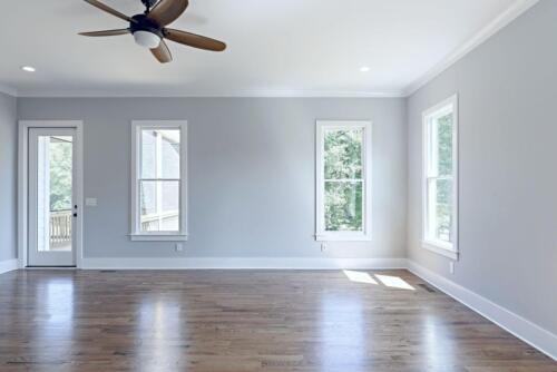 23   Canton GA New Single Family Custom Home Construction   The Barbre Floor Plan
