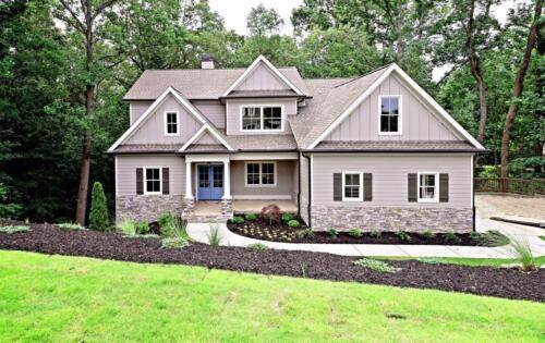 01 - Canton GA New Homes - New Single Family Home Custom Construction
