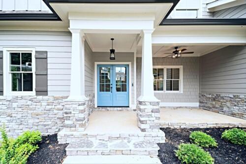 02 - Canton GA New Homes - New Single Family Home Custom Construction