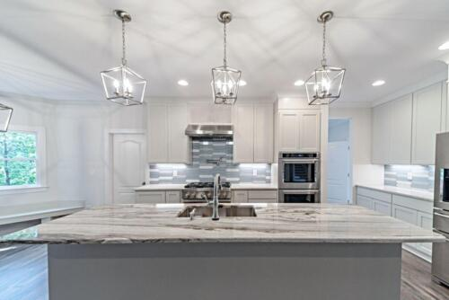 03 - Canton GA New Homes - New Single Family Home Custom Construction
