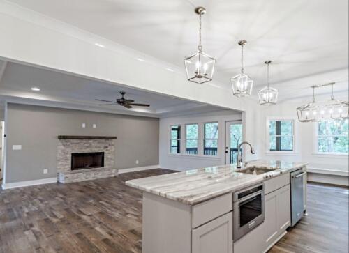 07 - Canton GA New Homes - New Single Family Home Custom Construction