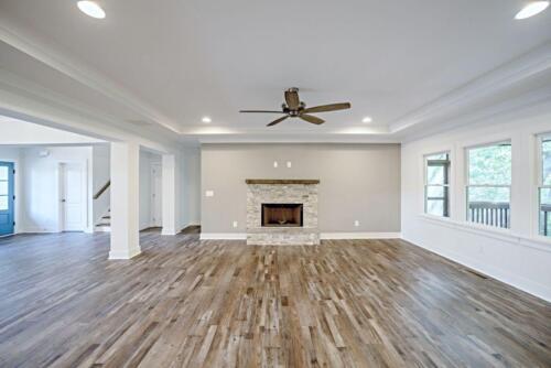 08 - Canton GA New Homes - New Single Family Home Custom Construction