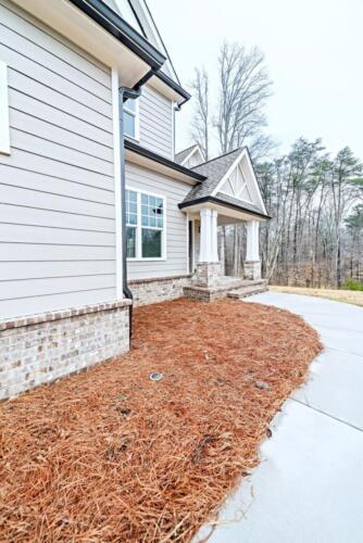02 - New Single Family Custom Home Construction