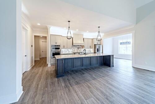 06 - New Single Family Custom Home Construction