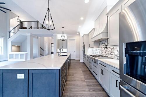 07 - New Single Family Custom Home Construction