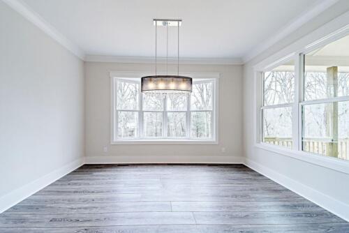 10 - New Single Family Custom Home Construction