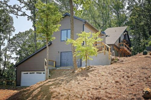 Ellijay GA New Single Family Custom Home Construction | The Sullivan Floor Plan