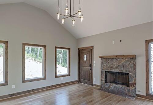 06 | Ellijay GA New Single Family Custom Home Construction | The Sullivan Floor Plan