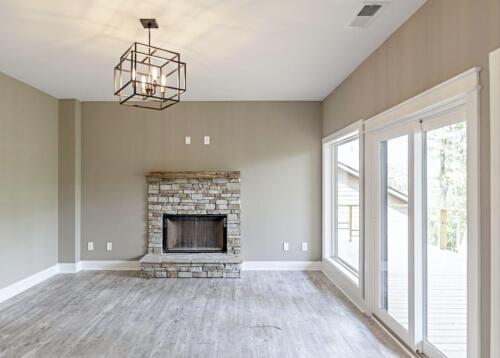 20 | Ellijay GA New Single Family Custom Home Construction | The Sullivan Floor Plan
