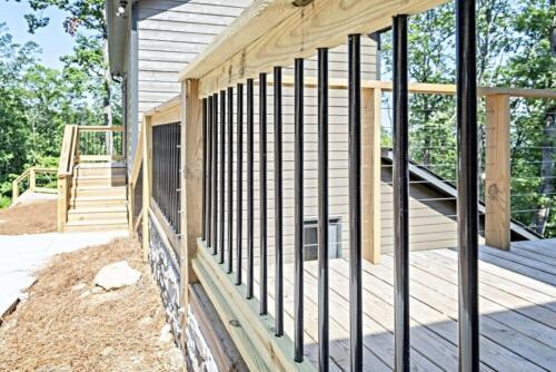 28 | Ellijay GA New Single Family Custom Home Construction | The Sullivan Floor Plan