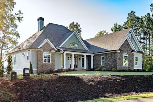 01 - Ellijay GA New Single Family Custom Home Construction