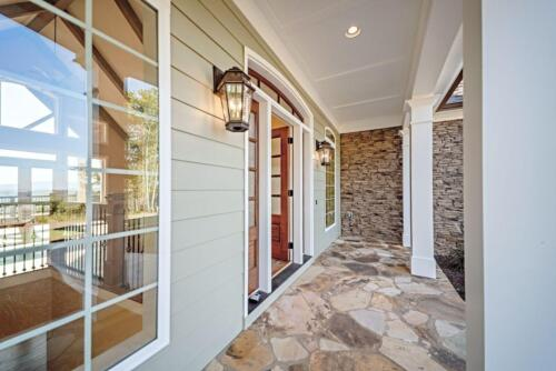 03 - Ellijay GA New Single Family Custom Home Construction
