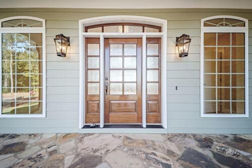 04 - Ellijay GA New Single Family Custom Home Construction