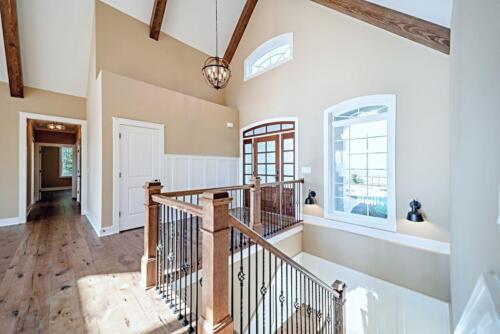 05 - Ellijay GA New Single Family Custom Home Construction