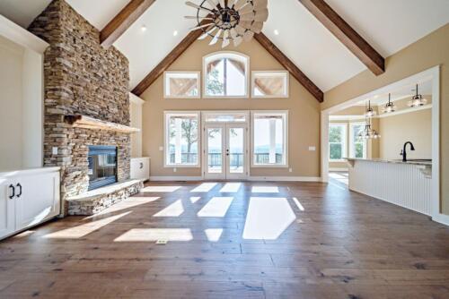 07 - Ellijay GA New Single Family Custom Home Construction