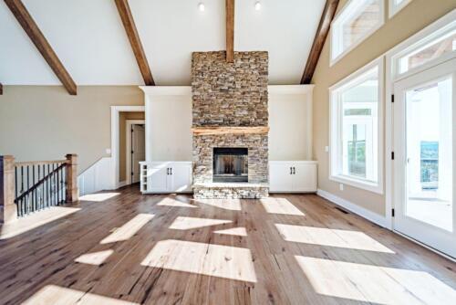 08 - Ellijay GA New Single Family Custom Home Construction