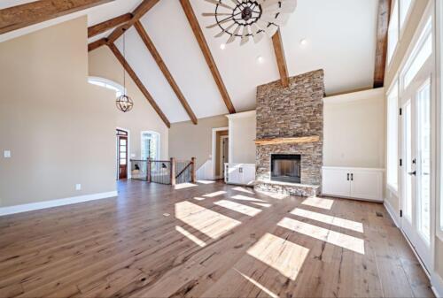 09 - Ellijay GA New Single Family Custom Home Construction