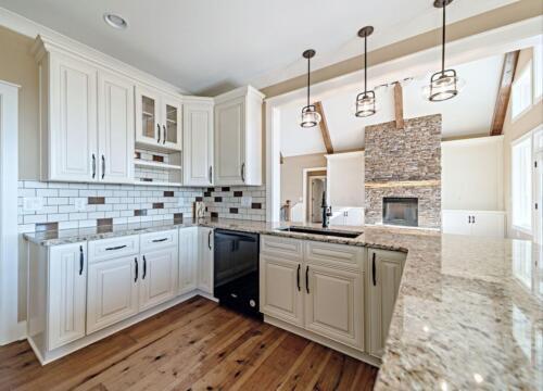 12 - Ellijay GA New Single Family Custom Home Construction