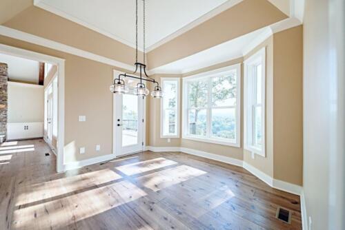 14 - Ellijay GA New Single Family Custom Home Construction