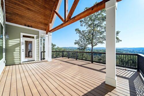 27 - Ellijay GA New Single Family Custom Home Construction