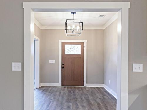 04 | Fairmount GA New Single Family Custom Home Construction | The Parris Floor Plan