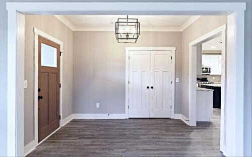 05 | Fairmount GA New Single Family Custom Home Construction | The Parris Floor Plan