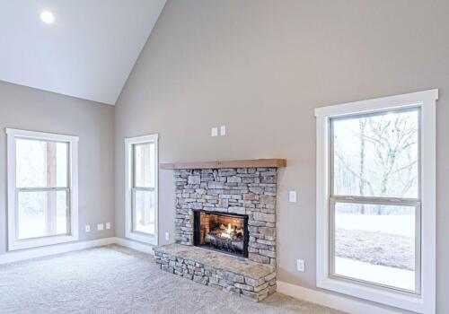07 | Fairmount GA New Single Family Custom Home Construction | The Parris Floor Plan