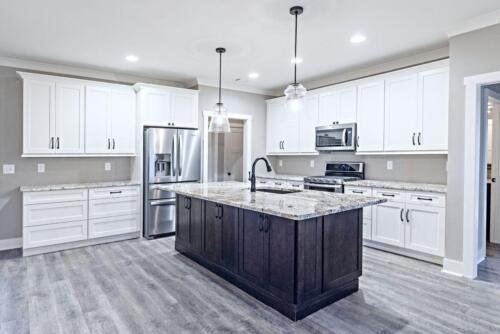 09 | Fairmount GA New Single Family Custom Home Construction | The Parris Floor Plan