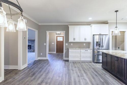 10 | Fairmount GA New Single Family Custom Home Construction | The Parris Floor Plan