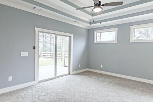 11 | Fairmount GA New Single Family Custom Home Construction | The Parris Floor Plan
