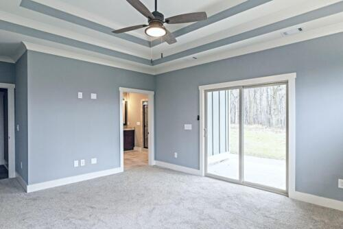 12 | Fairmount GA New Single Family Custom Home Construction | The Parris Floor Plan