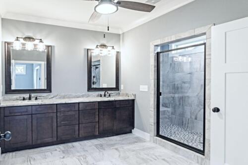13 | Fairmount GA New Single Family Custom Home Construction | The Parris Floor Plan