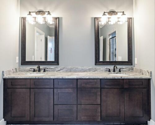 14 | Fairmount GA New Single Family Custom Home Construction | The Parris Floor Plan