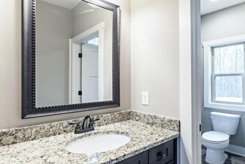 17 | Fairmount GA New Single Family Custom Home Construction | The Parris Floor Plan