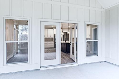 18 | Fairmount GA New Single Family Custom Home Construction | The Parris Floor Plan