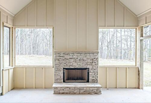 19 | Fairmount GA New Single Family Custom Home Construction | The Parris Floor Plan