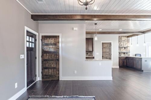 03 | Jasper GA New Single Family Custom Home Construction | The Elsberry Floor Plan