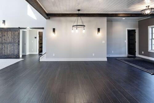 05 | Jasper GA New Single Family Custom Home Construction | The Elsberry Floor Plan