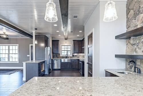 06 | Jasper GA New Single Family Custom Home Construction | The Elsberry Floor Plan