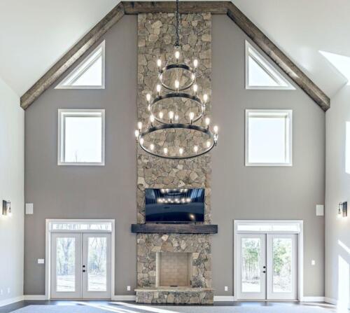 07 | Jasper GA New Single Family Custom Home Construction | The Elsberry Floor Plan